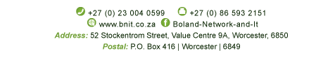 Boland Network & IT